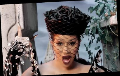 Cardi B Locks Lips With Her Female Dancers in New Racy Music Video 'Up'