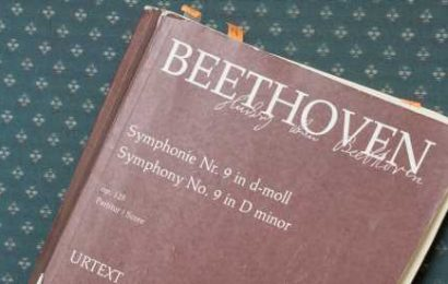What Comes Before Beethoven's 'Ode to Joy'?