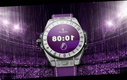 Hublot Brings Fans Closer to the Action With Big Bang e Premier League