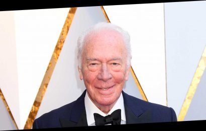 Celebrities react to the death of Christopher Plummer