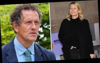 Monty Don hits back at Zoe Ball's 'best Spring we've had' claim 'You've set it up to fail'