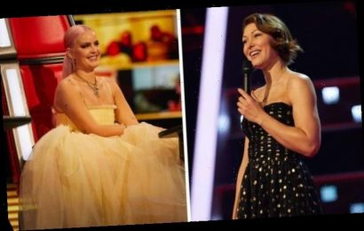 Who are The Voice finalists?