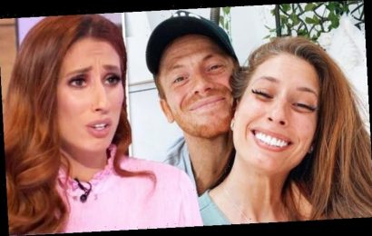 Stacey Solomon wouldn't give Joe Swash 'permission' to meet someone else if she died first