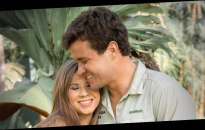 Bindi Irwin fans convinced star has given birth as she shares cryptic bump snap