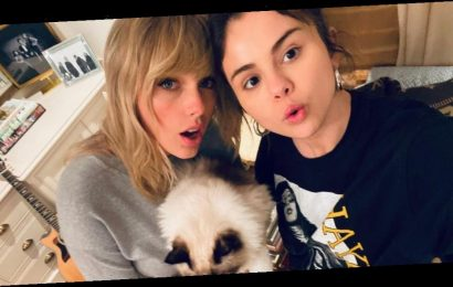 Selena Gomez Posted Rare Photos of Her and Taylor Swift Casually Hanging Out