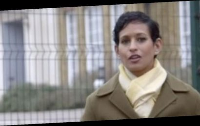 Naga Munchetty opens up on racist childhood abuse and being called 'the P-word'