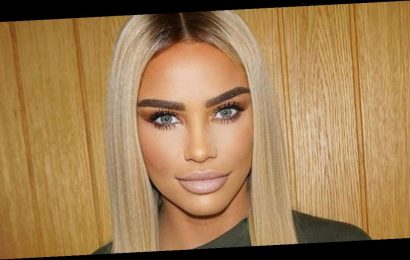 Katie Price launches range of false lashes so fans can copy her trademark 'super glam' look