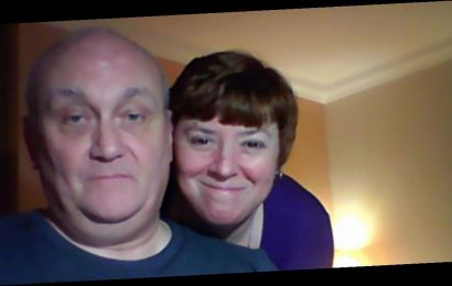 Widow given permission to 'cheat' by dying husband says lovers comforted her