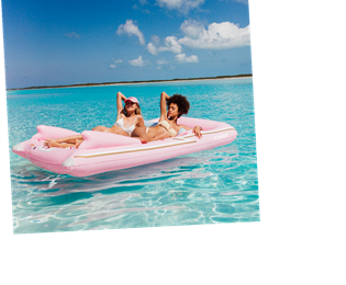 FUNBOY's Pool Floats For Summer 2021 Include Fan-Favorites Like The Cabana Lounger