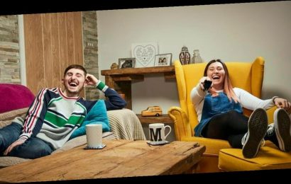 Who Gogglebox stars Pete and Sophie Sandiford's parents are as fans rave about their 'hot' mum