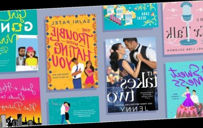 From The Kiss Quotient to The Ex Talk, Here Are 11 Asian-American Love Stories to Read