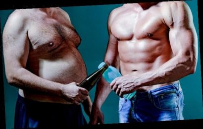 People prefer 'dad bods' to toned physiques, survey reveals