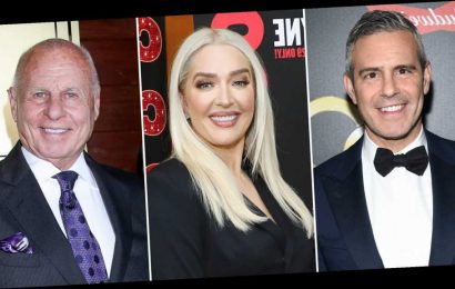 Andy Cohen Confirms Erika Jayne Will Talk Tom Girardi Divorce on 'RHOBH'