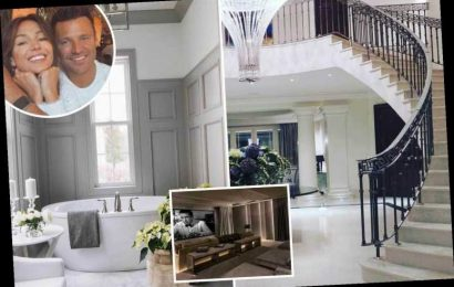 Michelle Keegan and Mark Wright share glimpses inside their 'dream' home – and it's incredible