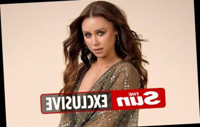 Una Healy reveals her heart has healed after husband Ben Foden cheated on her and says she's ready to find love again