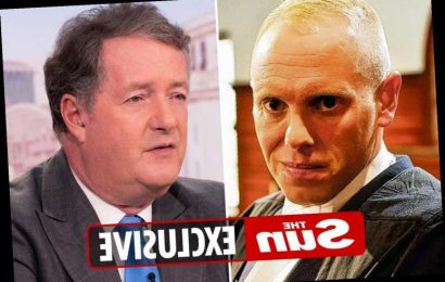 Judge Rinder says he'll be TOUGHER on politicians than Piers Morgan if he gets Good Morning Britain job