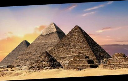 Today's Cost To Build The Pyramids Of Giza Explained