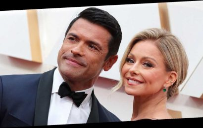 Kelly Ripa Shares Sweet Childhood Photos for Mark Consuelos' 50th Birthday