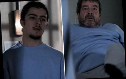 Coronation Street fans left 'sick to their stomachs' at Johnny Connor's brutal prison battering scene