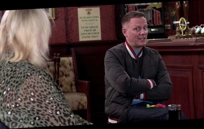 Coronation Street spoilers: Sean Tully kicked out by Eileen Grimshaw after injuring Kirk and quitting his job