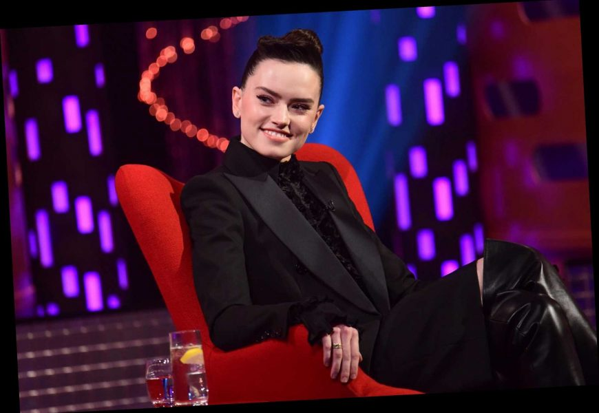Star Wars' Daisy Ridley nearly drowned TWICE after inhaling water during 'really scary' scenes for Chaos Walking