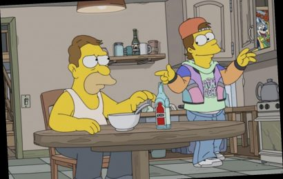 The Simpsons fans baffled as new flashback episode of Homer in nineties completely destroys show's timeline