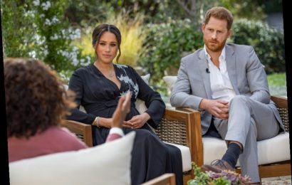 Unaired Footage From Meghan Markle's Oprah Interview Reveals She Had to Fight for This 'Basic Right'