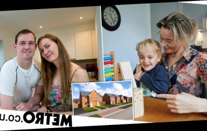 How we made it onto the property ladder
