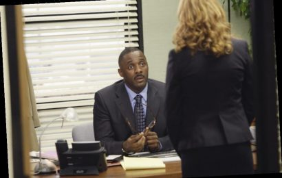 'The Office': Idris Elba Broke Character Because of Kevin and the Show Kept It In