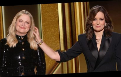 Golden Globes: Hosts Tina Fey and Amy Poehler Address HFPA 'No-Black' Members Controversy