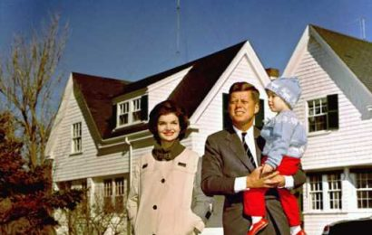 Pregnant Jackie Kennedy Was Worried She Couldn't Help JFK Get Elected President