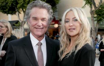 Kate Hudson Just Shared the Sweetest Pic of Daughter Rani Rose & 'Good Grand Pa' Kurt Russell