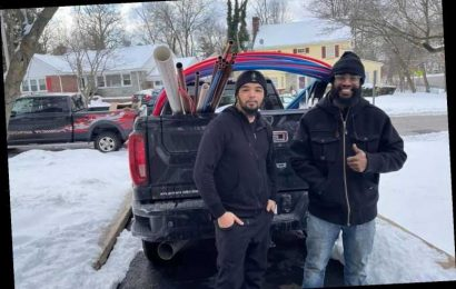 New Jersey Plumber Drives to Texas to Help After Winter Storm