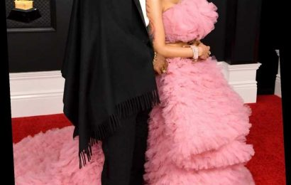 Couples Are Back on the Red Carpet! The Cutest Pairs at the 2021 Grammys