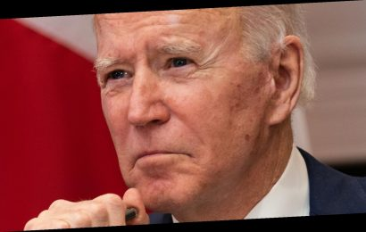 Why Joe Biden's Virtual Chat With Democrat Lawmakers Is Turning Heads