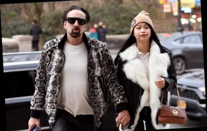 Nicolas Cage reportedly marries fifth wife, 26-year-old Riko Shibata