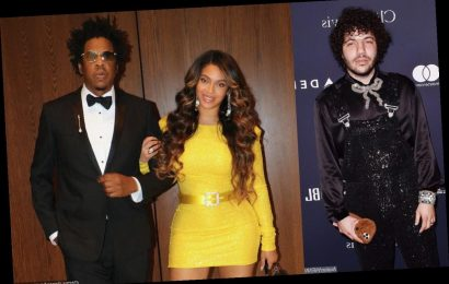Benny Blanco Admits to Fearing for His Life After Kissing Beyonce in Front of Jay-Z