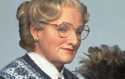 Director confirms rumours of R-rated 'Mrs Doubtfire' cut
