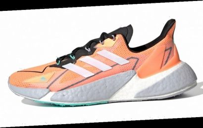 Never Worry About Sweaty Feet Again With adidas' X9000L4 HEAT.DRY Running Shoes