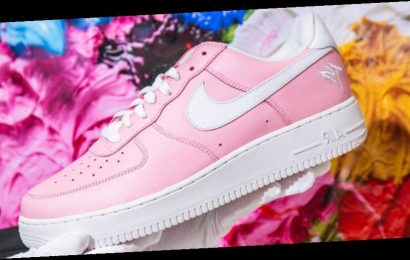 """Sotheby's """"Buy Now Sneaker Shop"""" Is Offering Up 20 Ultra-Rare Nike Air Force 1s"""