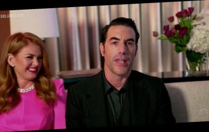 Sacha Baron Cohen Calls Out 'All-White' HFPA in Golden Globes Win