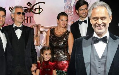 Andrea Bocelli children: Does Andrea perform with all his children? 'A gift'