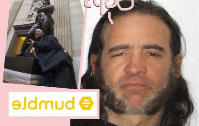 Capitol Rioter Arrested After Bragging About It On Dating App Bumble!