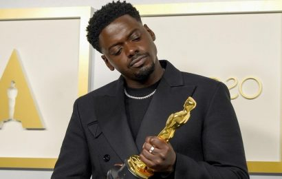 Daniel Kaluuya thanked his mum for having sex, and her reaction was priceless
