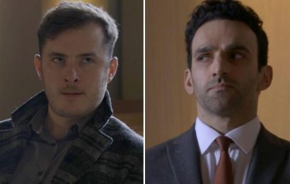 EastEnders fans convinced the Mitchells will KILL Kush Kazemi after he dobs them in to police during court hearing