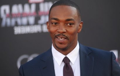 'Falcon and the Winter Soldier' Star Anthony Mackie Never Read Comic Books Growing Up, and Loved Destroying His Brother's