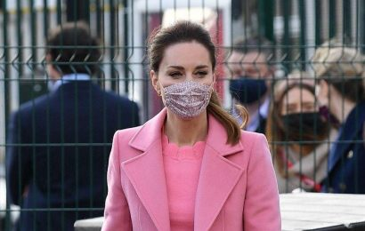 How Kate Middleton kept calm amongst family feud in the biggest colour trend for 2021 — get the look for under £30