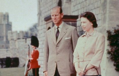 Inside Prince Philip's very romantic tradition on the Queen's birthday