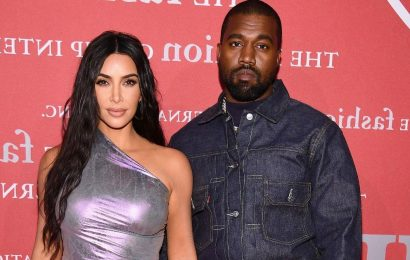 Kanye West 'heartbroken but accepts marriage is over' as Kim files for divorce