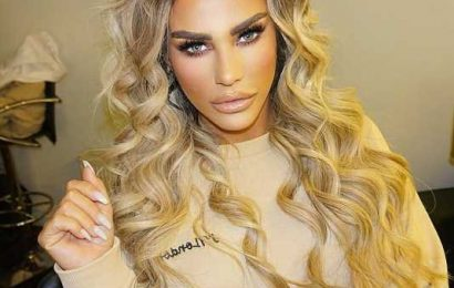 Katie Price accused of selling 'stained clothes' and 'wrecked shoes' on Depop by furious fans